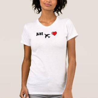 Gerade Liebe T-Shirt