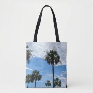 Gerade Palmen Tasche