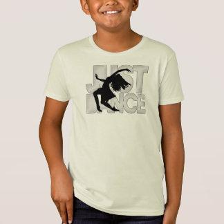 Gerade Tanz-Silhouette T-Shirt