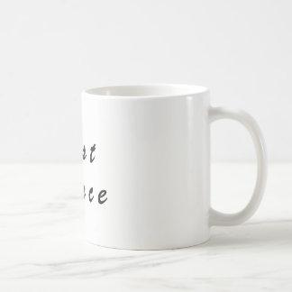 Gerade Tanz-Tasse Kaffeetasse