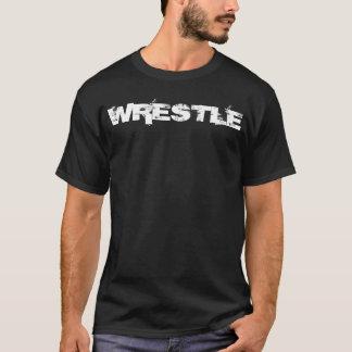 Gerade Wringen T-Shirt