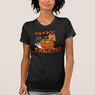 Gerade zu niedlicher Rottweiler Welpe begleitet T-Shirt