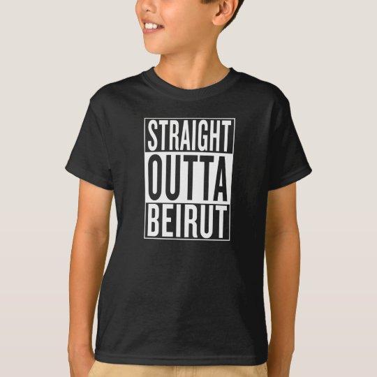 gerades outta Beirut T-Shirt