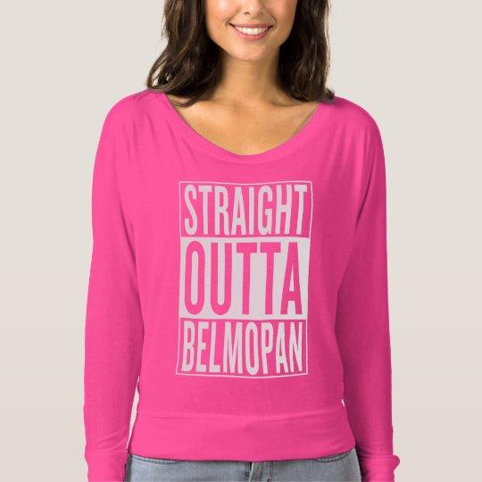 gerades outta Belmopan T-shirt