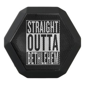 gerades outta Bethlehem Schwarze Bluetooth Lautsprecher