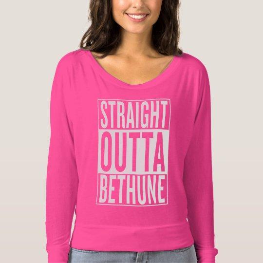 gerades outta Bethune T-shirt