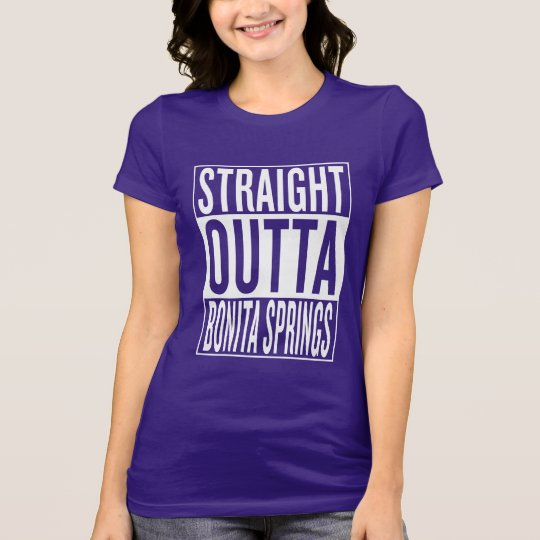 gerades outta Bonita Springs T-Shirt