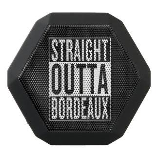 gerades outta Bordeaux Schwarze Bluetooth Lautsprecher
