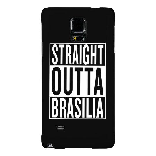 gerades outta Brasilien