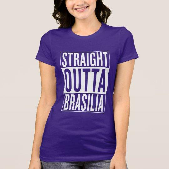 gerades outta Brasilien T-Shirt