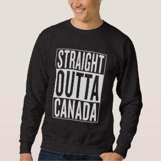 gerades outta Kanada Sweatshirt