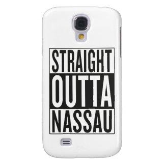 gerades outta Nassau Galaxy S4 Hülle