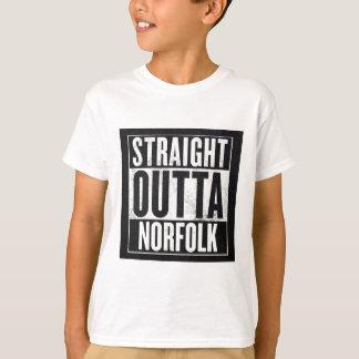 Gerades Outta Norfolk T-Shirt