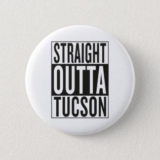 gerades outta Tucson Runder Button 5,1 Cm