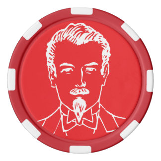 Gerçure pimpante jetons de poker