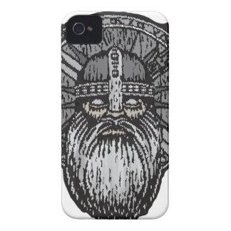 germanische nordische Skandinavier Wikinger-Mannes iPhone 4 Hüllen