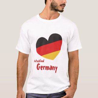 Germany Deutschland shirt men