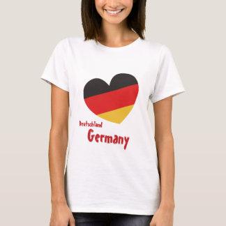 Germany Deutschland shirt women