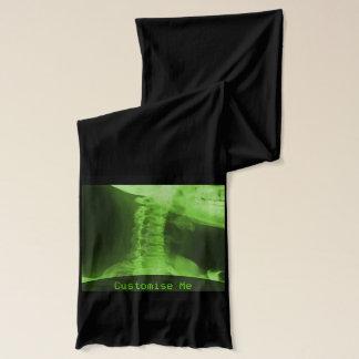 Geröntgtes radioaktives Grün 2 Schal
