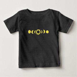 GesamtSonnenfinsternis 2017 Baby T-shirt