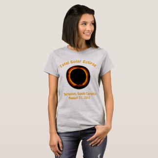 GesamtSonnenfinsternis (Charleston, South T-Shirt