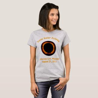 GesamtSonnenfinsternis (Jefferson city, Missouri) T-Shirt