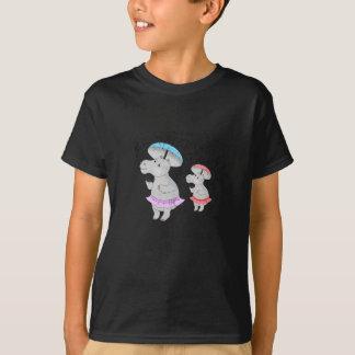 Gesang im Regen T-Shirt