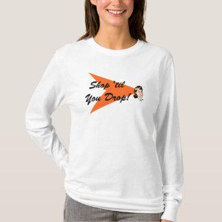 Geschäft 'bis Sie Retro SpaßVintagen Wink-T - T-Shirt
