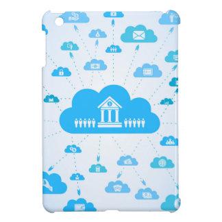 Geschäft ein cloud3 iPad mini hülle