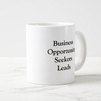 Geschäfts-Gelegenheits-Sucher-Führungs-Tasse Jumbo-Tasse