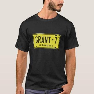 Geschäfts-Shirt-T - Shirt des Logo-G7