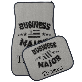 Geschäfts-Uni-Major patriotische amerikanische Automatte