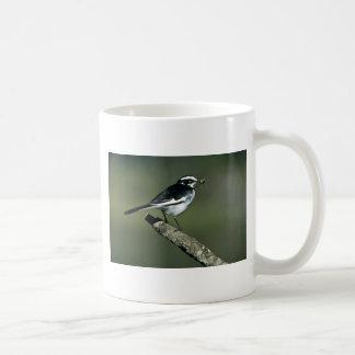 Gescheckter Wagtail Kaffeetasse