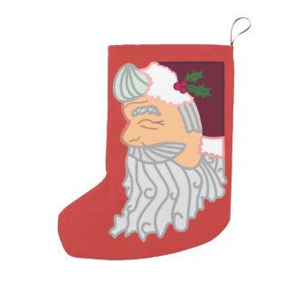 Geschenk ist HEREIN Kleiner Weihnachtsstrumpf