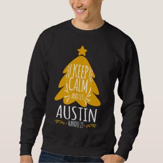 Geschenk-T-Shirt für AUSTIN Sweatshirt