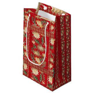 Geschenk-Tasche Goodluck buntes chinesisches Kleine Geschenktüte