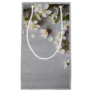 Geschenk-Tasche--Hochzeits-Wildblumen Kleine Geschenktüte