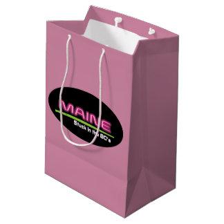 Geschenk-Tasche - Medium, Matt-MAINE FEST IN DEN Mittlere Geschenktüte