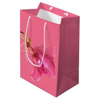 Geschenk-Taschen-Blumen-Entwurfs-mittlerer Lech Mittlere Geschenktüte