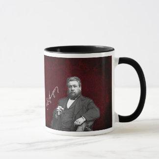 Geschenk-Tasse Charless Spurgeon - Mann des Gebets Tasse