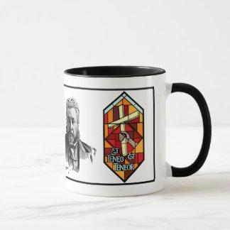 Geschenk-Tasse Charless Spurgeon - sein Uni-Motto Tasse