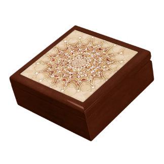 Geschenkboxen mit schönem Mandala-Entwurf