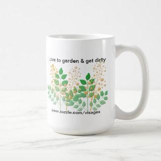 Geschenke für Gärtner Kaffeetasse