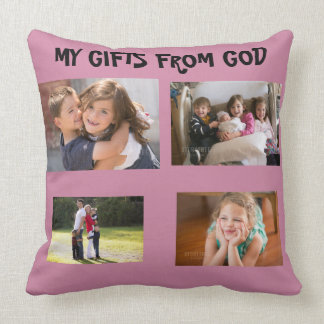 Geschenke vom Gott Kissen