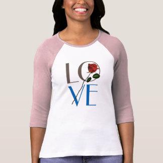 Geschenkidee der Tag LIEBE-T - SHIRT-Entwurf T-Shirt