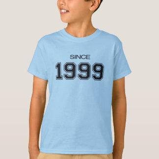 Geschenkidee des Geburtstages 1999 T-Shirt
