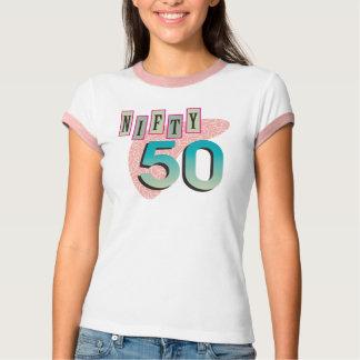 Geschickte 50 T-Shirt