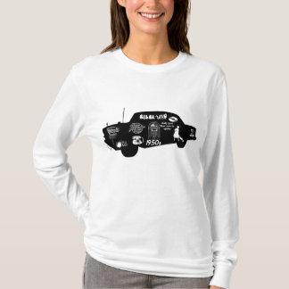 Geschickte Fünfzigerjahre T-Shirt
