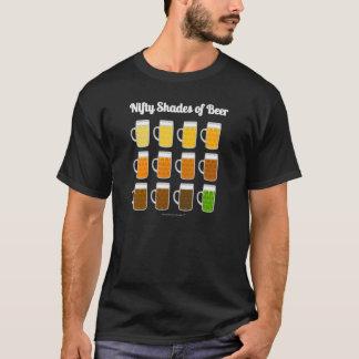 Geschickte Schatten des Bieres (Farben/Farben der T-Shirt