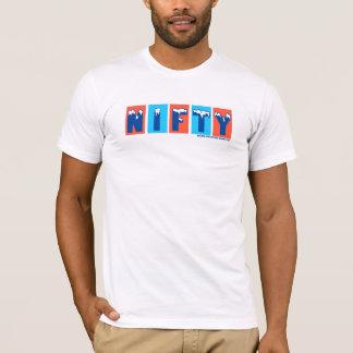 Geschicktes Logo T T-Shirt